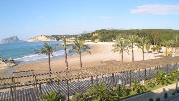 Moraira Beaches
