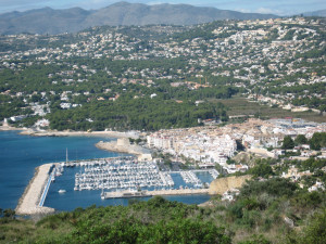 Car hire in Moraira