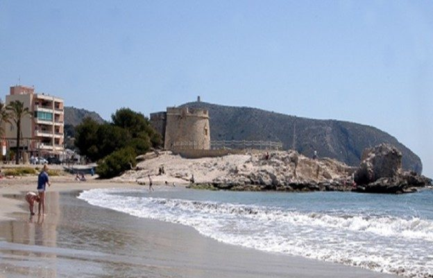 Best beaches in Moraira