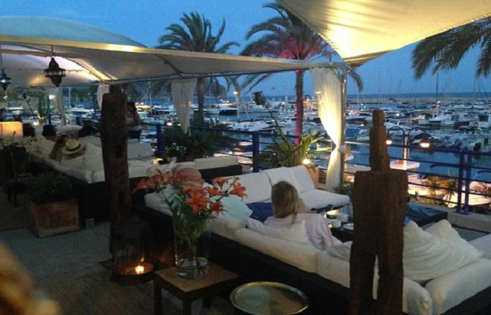 Upperclub in Moraira