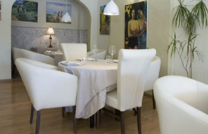 Restaurant Rodolfo in Moraira
