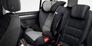 Car hire Moraira with child seats