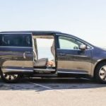 Minivan car hire in Moraira