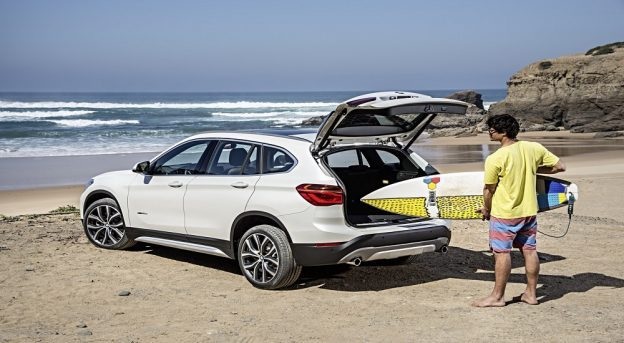 SUV car hire in Moraira